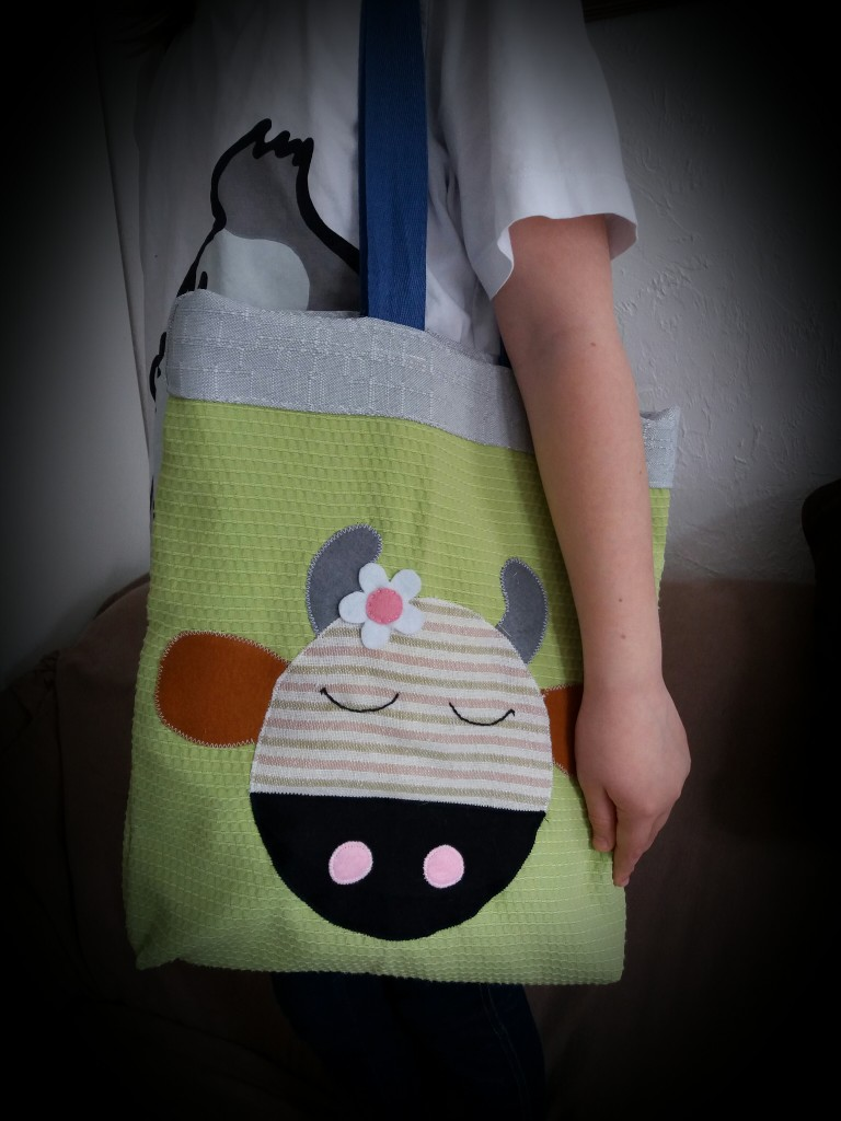 sac vache petite taille